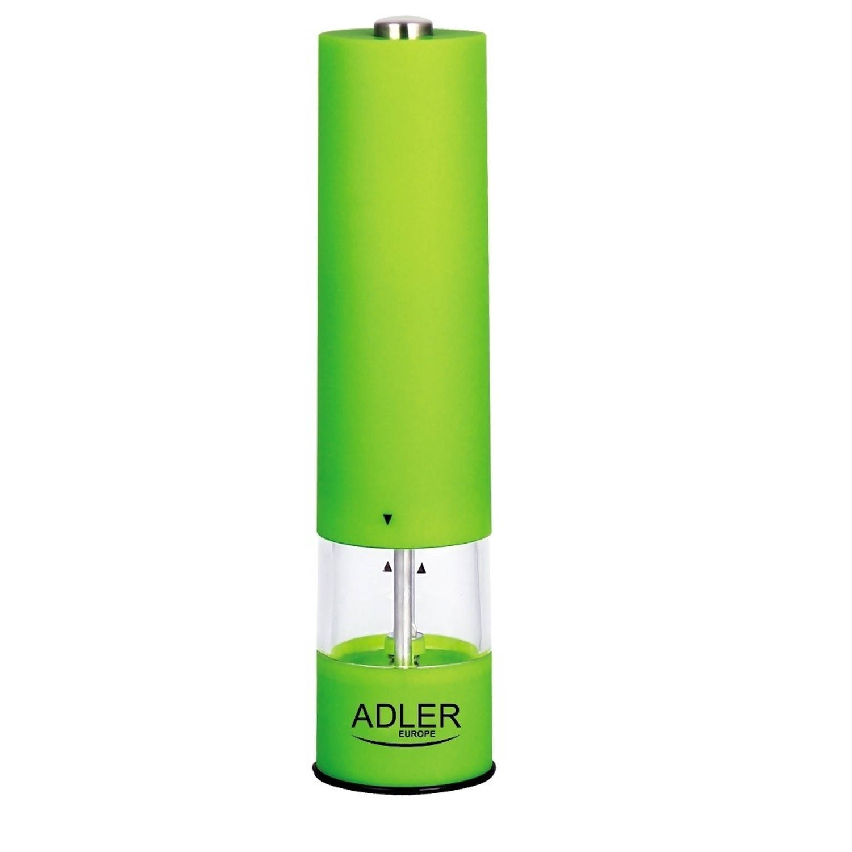 Adler AD 4435 Elektrische design zout- en pepermolen groen