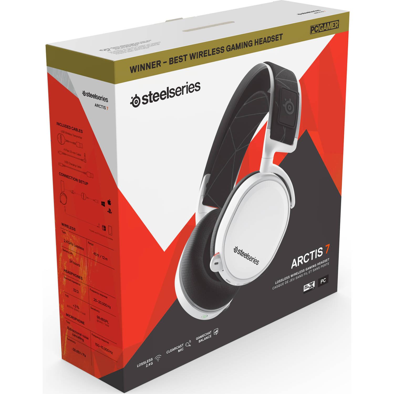 Arctis 7 (2019) headset