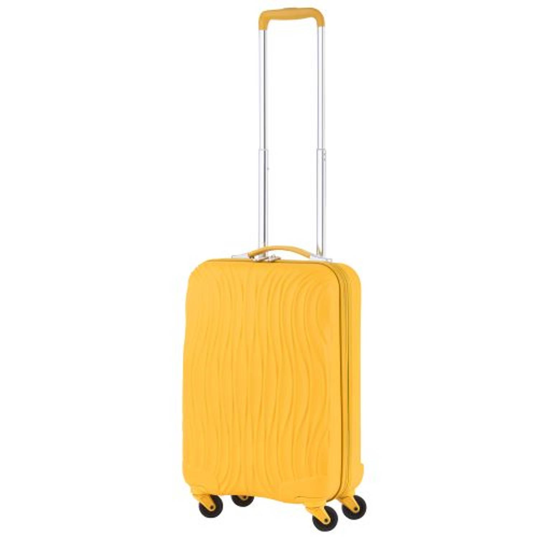 Korting Carryon Wave Handbagagekoffer 55cm Handbagage Met Usb Aansluiting 5 Jaar Garantie Oker