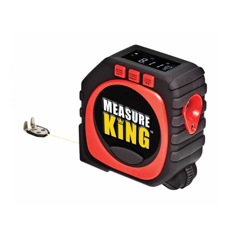 Korting Measure King 3 In 1 Rolmaat Led Display