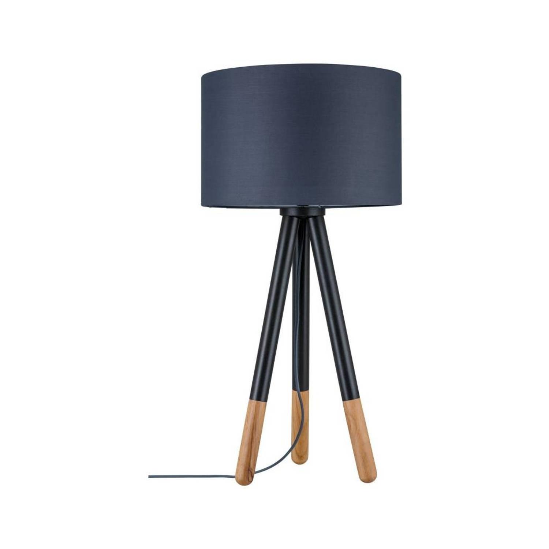 Paulmann Neordic Rurik-tafellamp-Grijs-hout Â