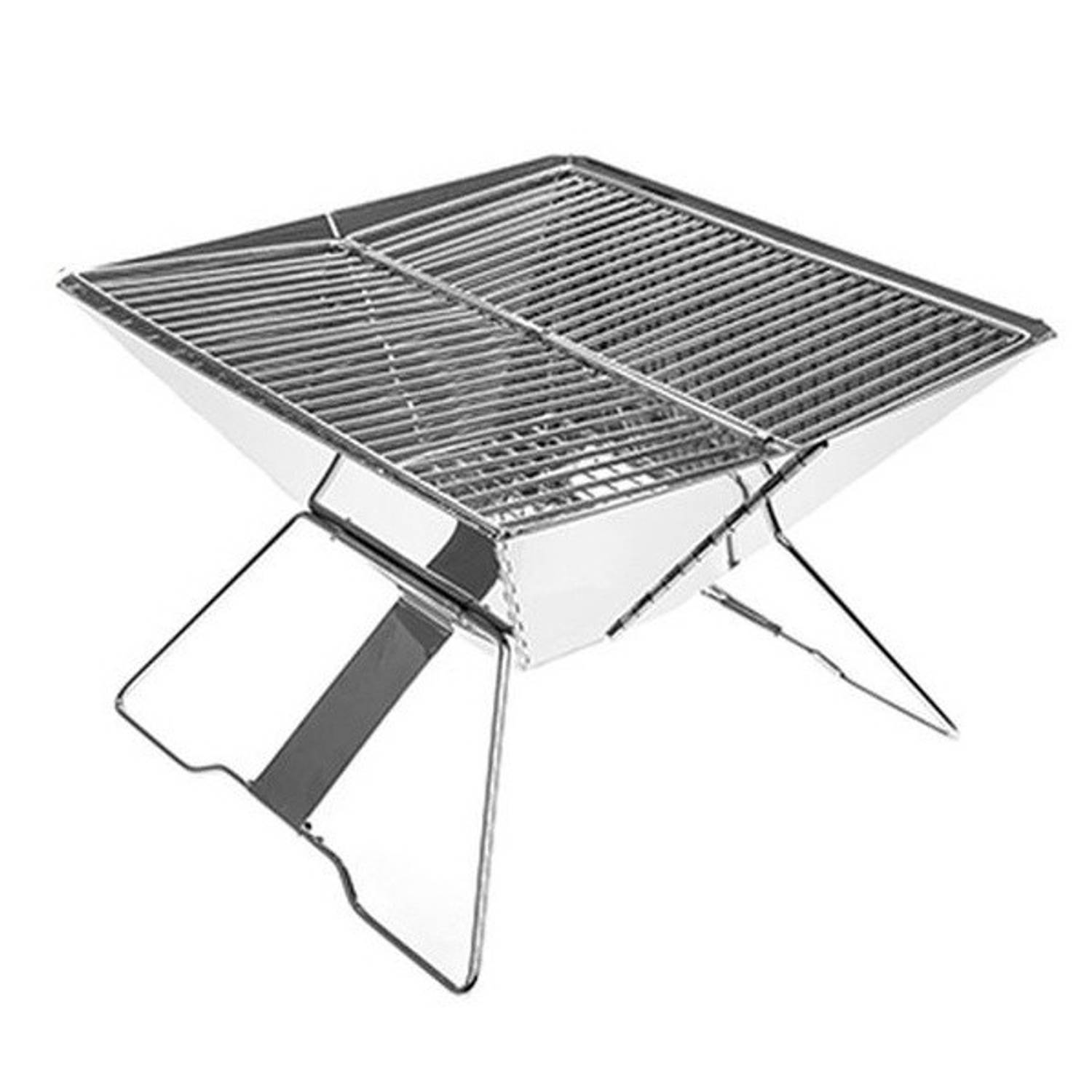 Summit luxe opvouwbare barbecue