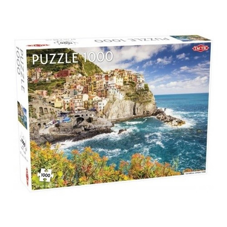 Tactic legpuzzel Cinque Terre 1000 stukjes