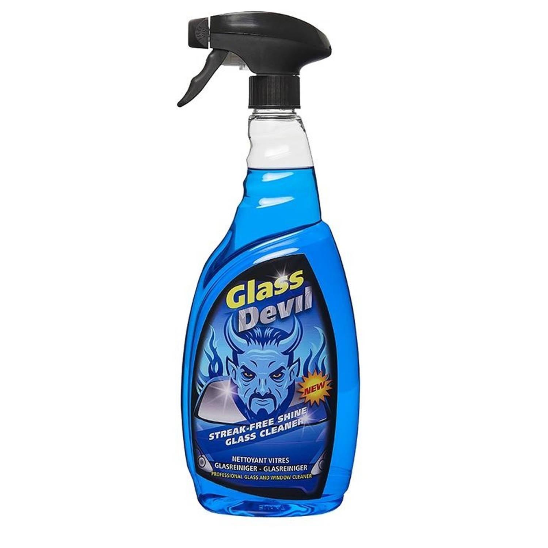 Afbeelding van Alloy Devil Glass Devil glasreiniger 1 liter blauw