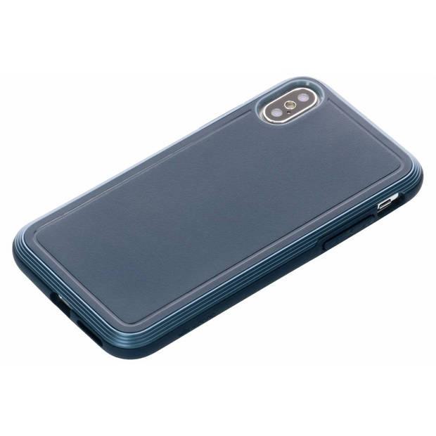 Blauwe Defense Ultra Cover voor de iPhone Xs / X