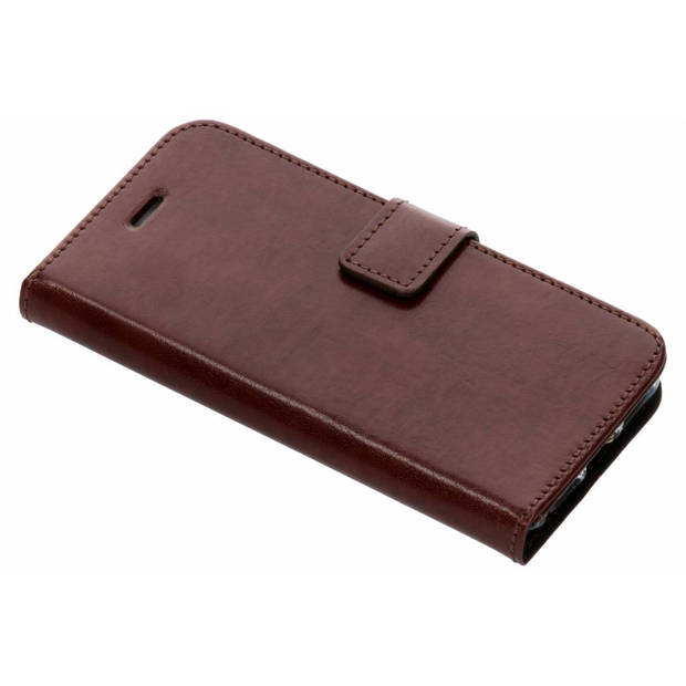 Bruine Booklet Leather voor de iPhone 8 / 7 / 6s / 6