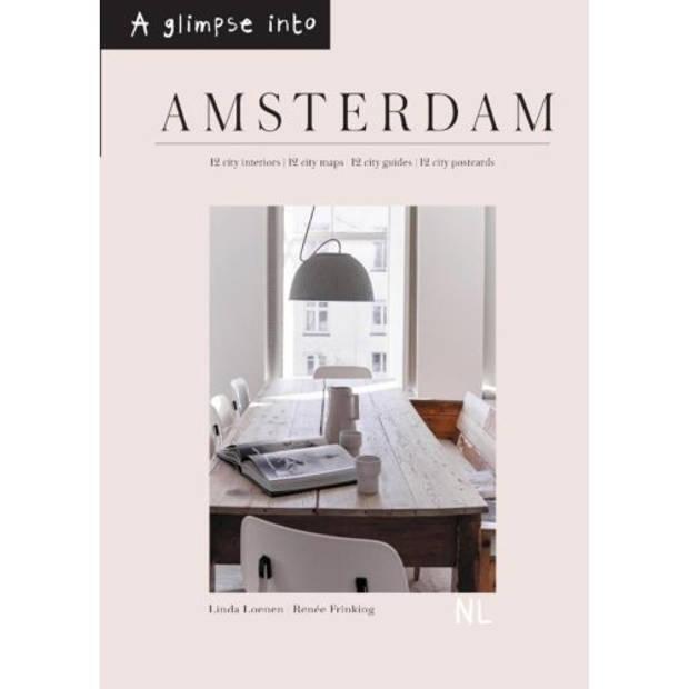 A Glimpse Into Amsterdam - A Glimpse Into...