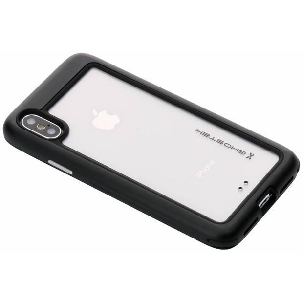 Zwarte Atomic Slim Case voor de iPhone X