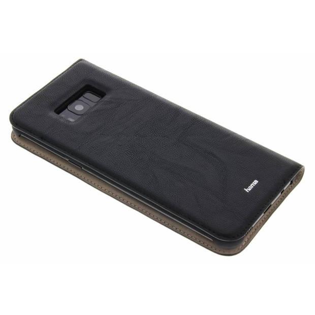 Zwarte Guard Booklet Case voor de Samsung Galaxy S8 Plus