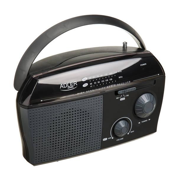 Adler AD 1119 kleine portable radio