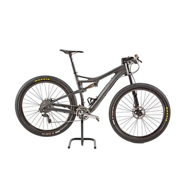 Feedback Scorpion fietsstandaard zwart