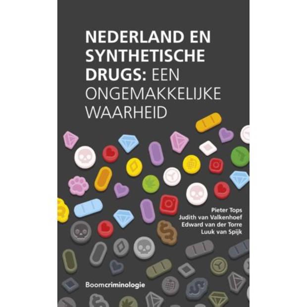 Nederland En Synthetische Drugs