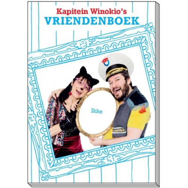 Vriendenboek - Kapitein Winokio