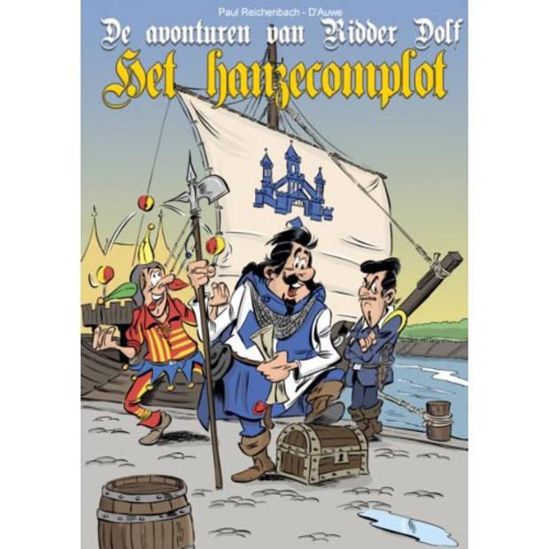 Het Hanzecomplot - De avonturen van ridder Dolf