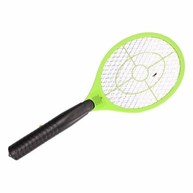 Groene elektrische wespenmepper/vliegenmepper