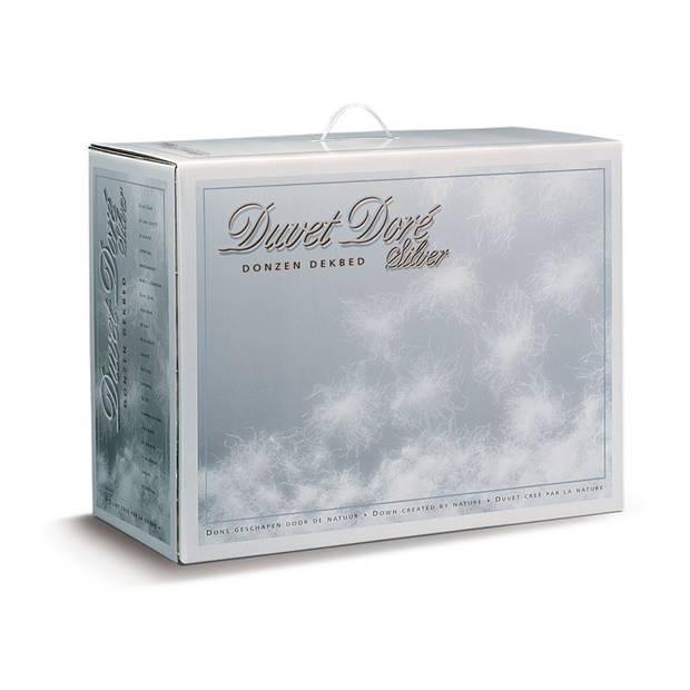 Duvet Doré Duvet Doré Silver donzen 4-seizoenen dekbed - Lits-jumeaux (240x220 cm) - Volwassen
