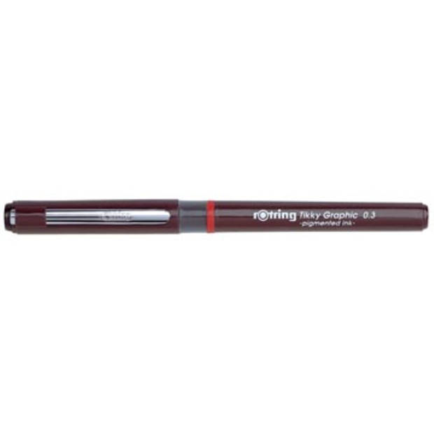 Rotring fineliner Tikky Graphic 0,3 mm