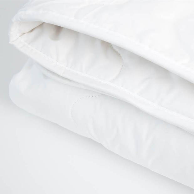 Snoozing Rhodos - Katoen - Dekbed - Lits-jumeaux - 240x200 cm - Wit