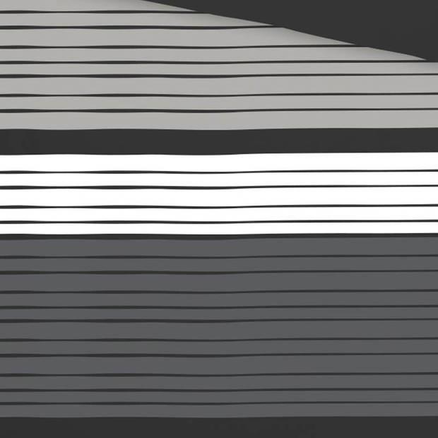 Snoozing Davina dekbedovertrek - Lits-jumeaux (270x200/220 cm + 2 slopen) - Katoen - Zwart
