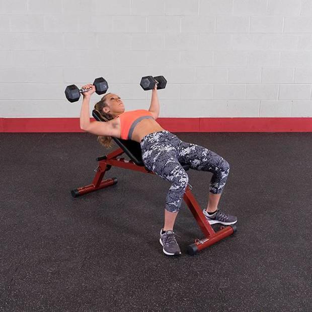Best Fitness BFFID10 Inklapbare Trainingsbank