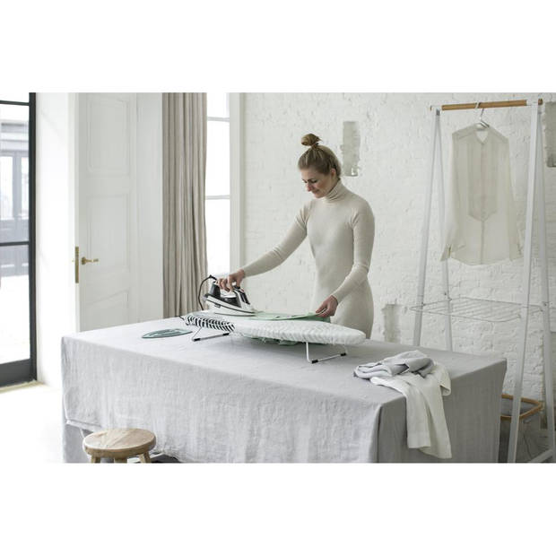 Brabantia Fern Shades TableTop tafelstrijkplank S - 95 x 30 cm
