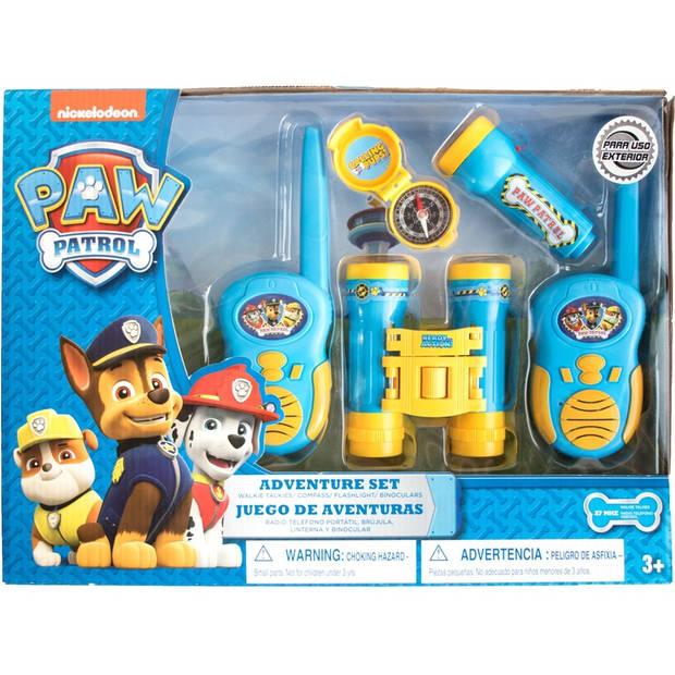 Speelgoed walkie talkie complete set Paw Patrol Marshall - Ontdekkingsreiziger avonturen speelgoed