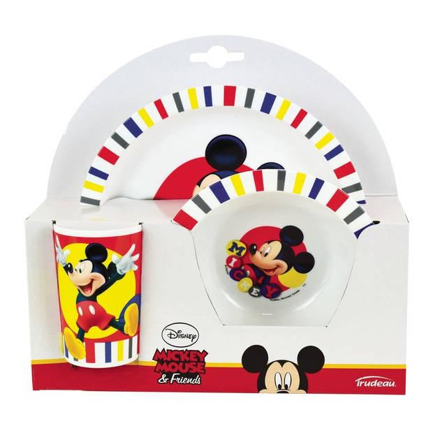 Kinder ontbijt set Mickey Mouse