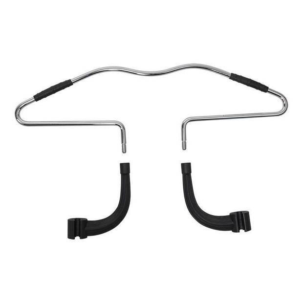 Stevige auto kledinghanger - 43 cm - universeel - autokledinghangers