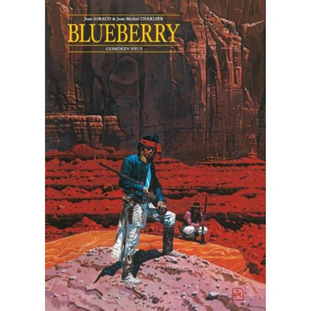 Gebroken Neus / De Wereld Van Gir - Blueberry