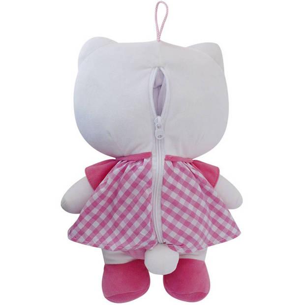- Knuffel - 35 cm - Roze