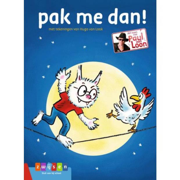 Pak Me Dan! - Avi-Lezen Met Paul Van Loon