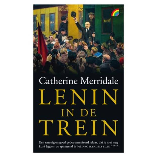 Lenin in de trein - Rainbow pocketboeken
