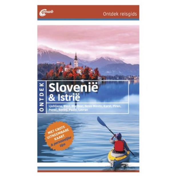 Ontdek Slovenië & Istrië - Ontdek Reisgids