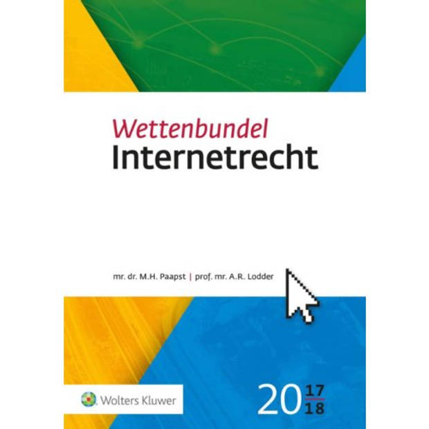 Wettenbundel Internetrecht / 2017-2018