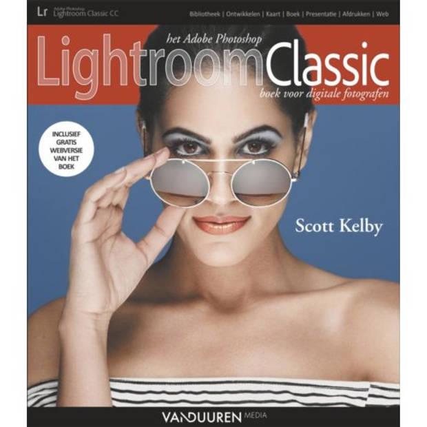 Het Adobe Photoshop Lightroom Classic Boek Voor