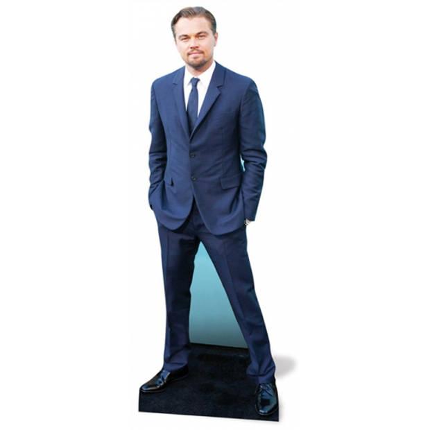 Groot decoratie bord Leonardo DiCaprio - Feestdecoratieborden