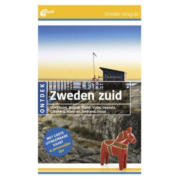 Zweden Zuid - Ontdek Reisgids