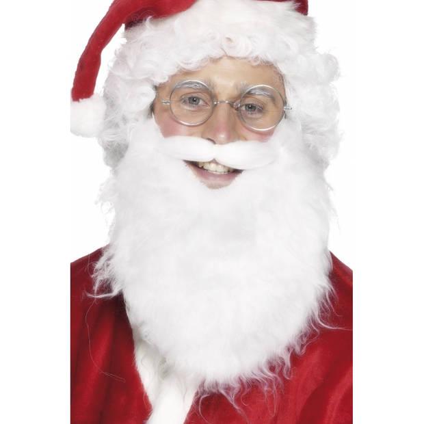 Kerstman baard - Verkleedbaarden