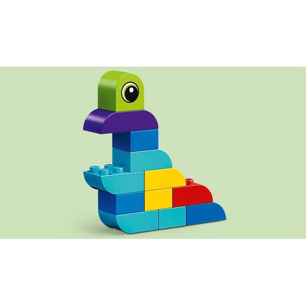 LEGO DUPLO LEGO Movie 2 Visite voor Emmet en Lucy van de DUPLO Planeet 10895