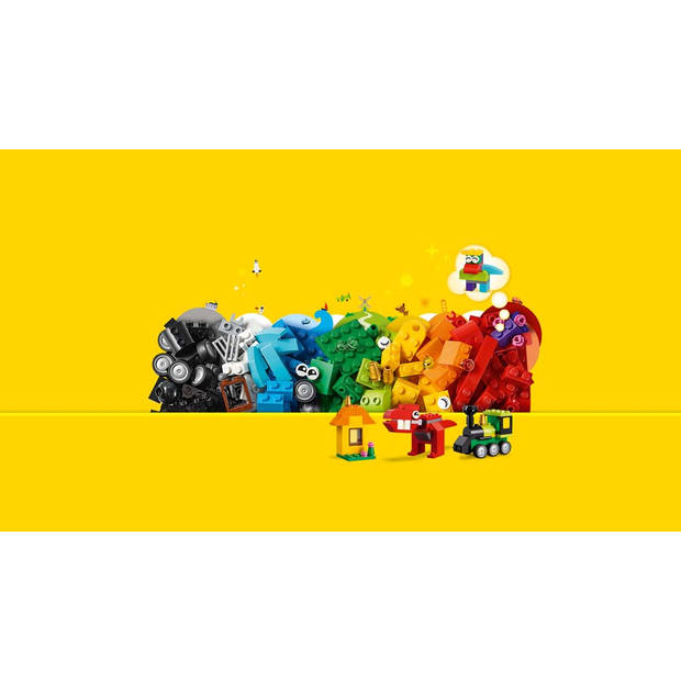 LEGO Classic stenen en ideeën 11001