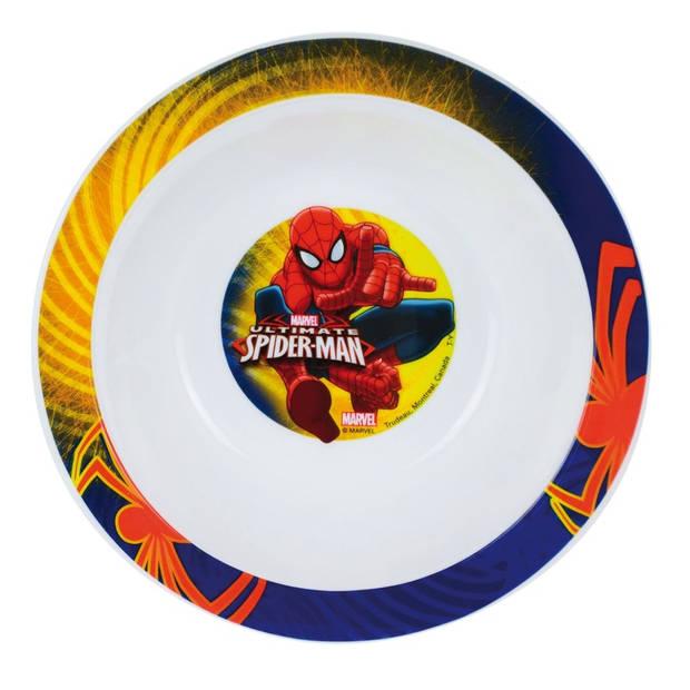 Diep bord Spiderman 16 cm