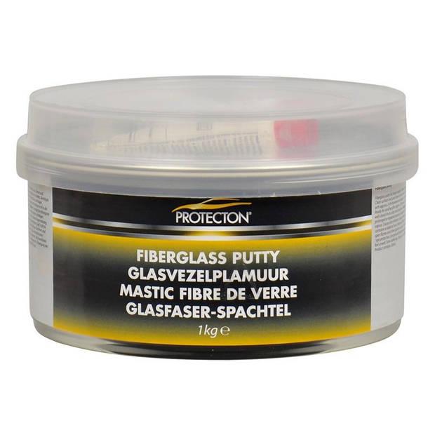 Protecton glasvezelplamuur Fiberplast 1 kg