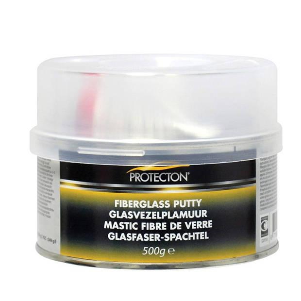 Protecton glasvezelplamuur Fiberplast 500 gram