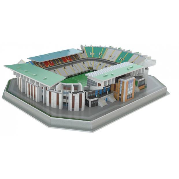 Nanostad 3D-puzzel Brugge Stadium 145-delig