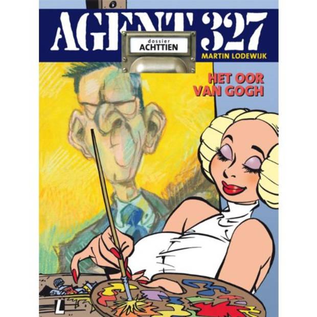 Agent 327 dossier 18 • Het oor Van Gogh - Agent