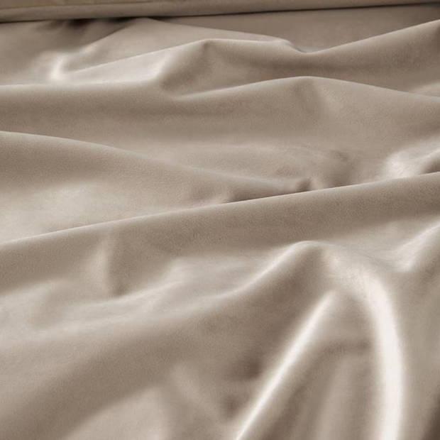 At Home with Marieke At Home Tender dekbedovertrek - Lits-jumeaux (240x200/220 cm + 2 slopen) - PU - Grey