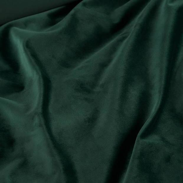 At Home with Marieke At Home Tender dekbedovertrek - Lits-jumeaux (240x200/220 cm + 2 slopen) - PU - Green