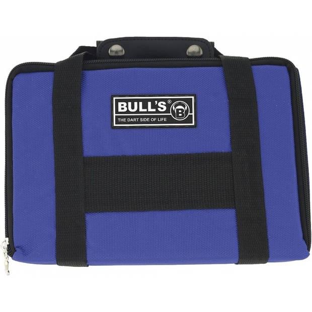 Bull's dartkoffer MSP blauw 27 x 9 x 7 cm