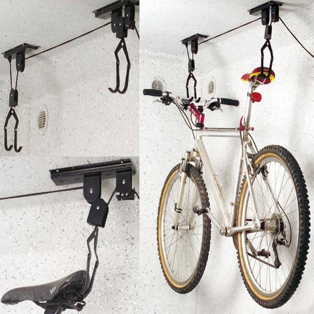 ProPlus fietslift voor plafondbevestiging