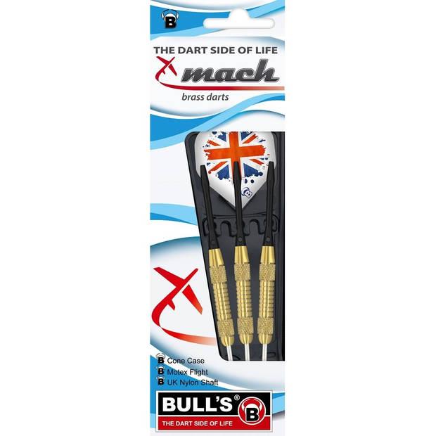 Bull's dartpijlen Mach steeltip